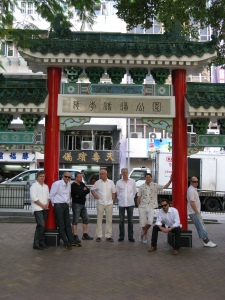 hong-kong presse