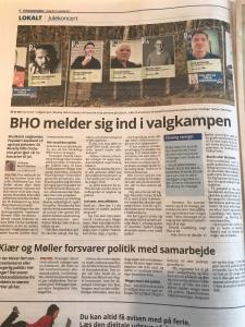 Valg artikel